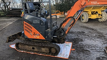EnviroPad XXL40_Excavator